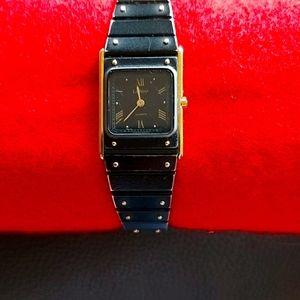 Vintage Le Roy Quartz Wrist Watch